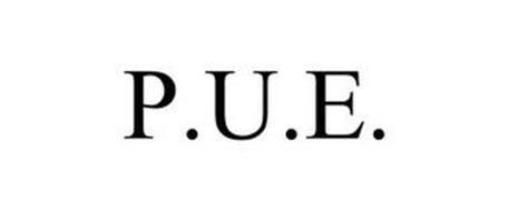 P.U.E.