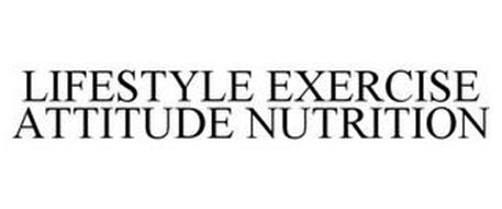 LIFESTYLE EXERCISE ATTITUDE NUTRITION