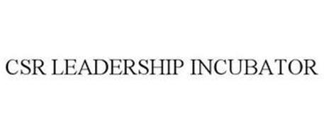 CSR LEADERSHIP INCUBATOR