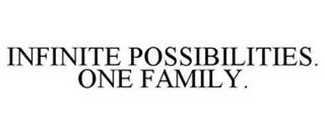 INFINITE POSSIBILITIES. ONE FAMILY.