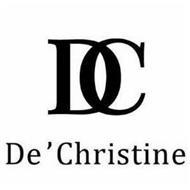 DC DE ' CHRISTINE