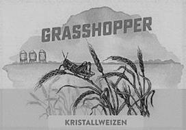 GRASSHOPPER KRISTALLWEIZEN