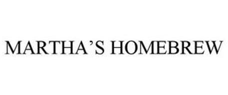 MARTHA'S HOMEBREW