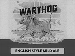 WARTHOG ENGLISH STYLE MILD ALE