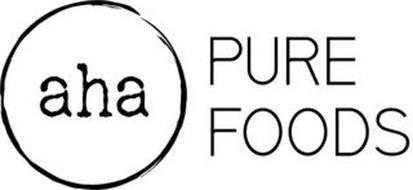 AHA PURE FOODS
