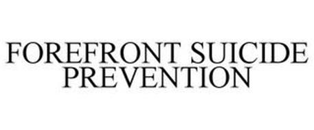FOREFRONT SUICIDE PREVENTION