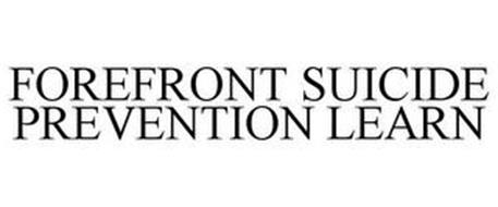 FOREFRONT SUICIDE PREVENTION LEARN