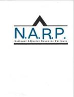 N.A.R.P. NATIONAL ADJUSTER RESOURCE PARTNERS