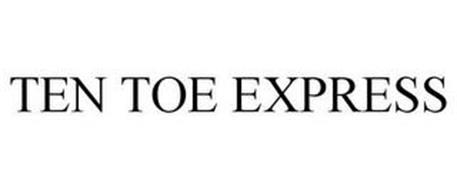 TEN TOE EXPRESS