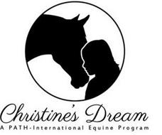 CHRISTINE'S DREAM  A PATH-INTERNATIONAL EQUINE PROGRAM