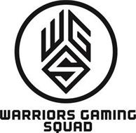 WGS WARRIORS GAMING SQUAD
