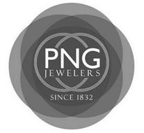 PNG JEWELERS SINCE 1832