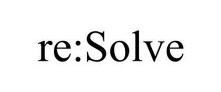 RE:SOLVE