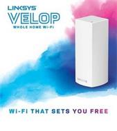 LINKSYS VELOP WHOLE HOME WI-FI WI-FI THAT SETS YOU FREE