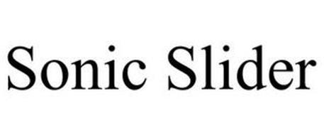 SONIC SLIDER