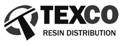O T TEXCO RESIN DISTRIBUTION Trademark of Tex-Co Resin