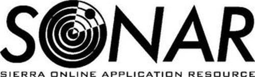 SONAR SIERRA ONLINE APPLICATION RESOURCE
