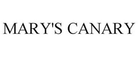 MARY'S CANARY