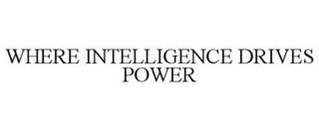 WHERE INTELLIGENCE DRIVES POWER
