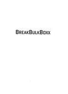 BREAKBULKBOXX