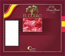 EL CERRO 50% DUROC BREED C C.L.C., S.L.