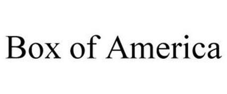 BOX OF AMERICA