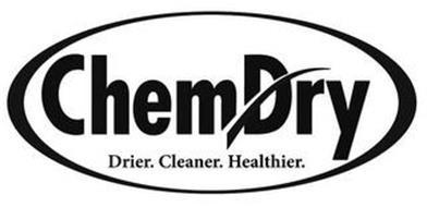 CHEMDRY DRIER.CLEANER.HEALTHIER.