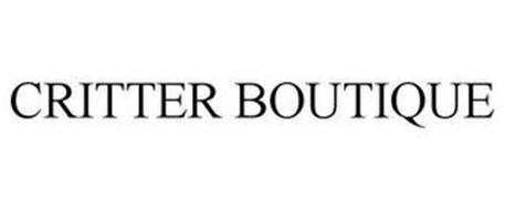 CRITTER BOUTIQUE