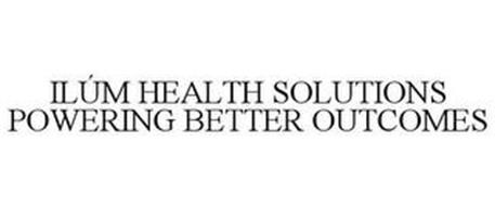 ILÚM HEALTH SOLUTIONS POWERING BETTER OUTCOMES