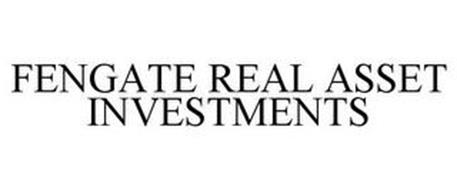 FENGATE REAL ASSET INVESTMENTS