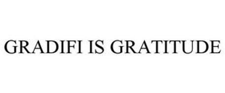 GRADIFI IS GRATITUDE