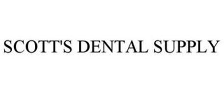 SCOTT'S DENTAL SUPPLY