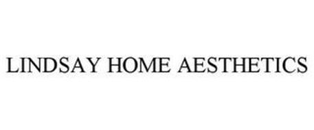 LINDSAY HOME AESTHETICS