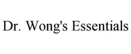 DR. WONG'S ESSENTIALS