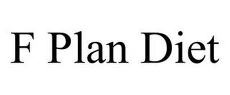 F PLAN DIET