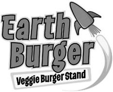 EARTH BURGER VEGGIE BURGER STAND