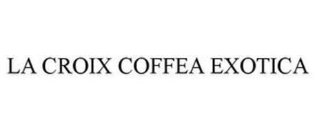 LA CROIX COFFEA EXOTICA