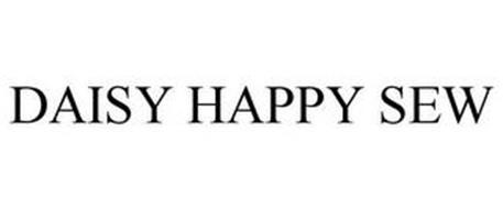 DAISY HAPPY SEW