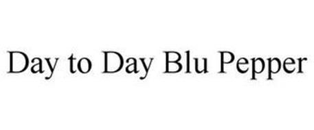 DAY TO DAY BLU PEPPER