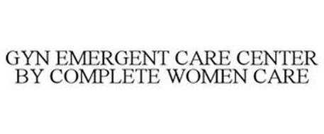 GYN EMERGENT CARE CENTER BY COMPLETE WOMEN CARE