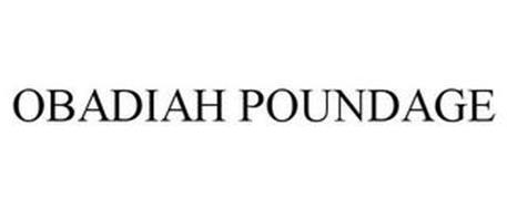 OBADIAH POUNDAGE