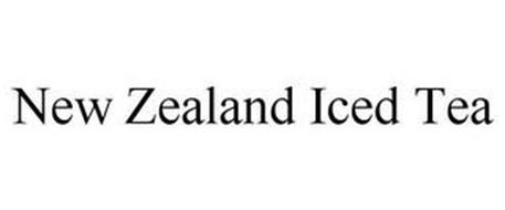 NEW ZEALAND ICED TEA
