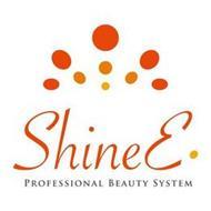 SHINEE PROFESSIONAL BEAUTY SYSTEM