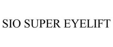 SIO SUPER EYELIFT