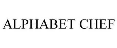 ALPHABET CHEF