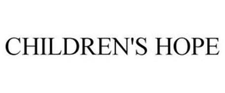 CHILDREN'S HOPE