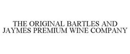 THE ORIGINAL BARTLES AND JAYMES PREMIUM WINE COMPANY