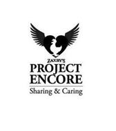 ZAXBY'S PROJECT ENCORE SHARING & CARING