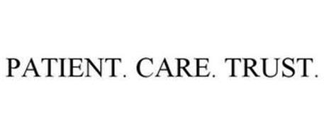 PATIENT. CARE. TRUST.