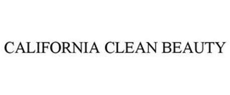 CALIFORNIA CLEAN BEAUTY